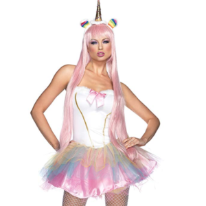 Fantasy Unicorn Costume for Adults