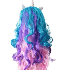 Unicorn Hair Wig
