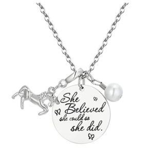 Inspirational Unicorn Necklace